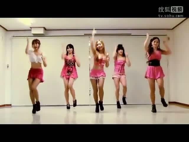 mv韩国性感美女热舞