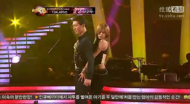 金泫雅 Change Sway 现场版 韩国性感新女神金泫雅最新热舞现场 唱