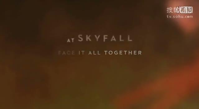 【Edwin】灵魂女声Adele演唱007主题曲Skyfall歌词版官方MV首播!