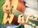 超萌父女吉他弹唱小清新歌曲《张三的歌》