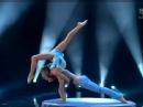 世界超级夜总会双人表演,每一个动作都充满爱!