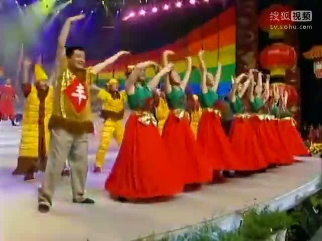 赵本山小品合集 - 红高粱模特队
