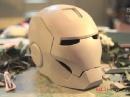碉堡了!技术宅自制钢铁侠MK3盔甲之自动开合头盔篇