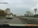 在俄罗斯开车子太尼玛可怕了!