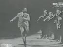 当Daft Punk的音乐配上50年代的舞蹈。。。