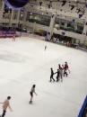 腾讯微博 曾聪 分享的中华城真冰滑冰场