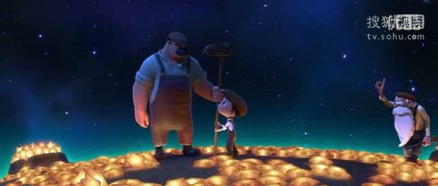 皮克斯动画短片《月神》第84届奥斯卡最佳动画短片提名