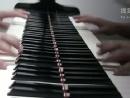 摇滚卡农超级疯狂钢琴版