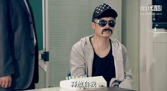 爱情公寓3搞笑片段 曾小贤的减压秘方【超清】