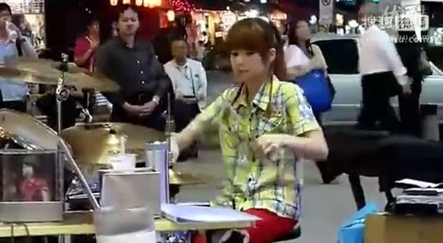 小情歌架子鼓谱