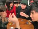 超帅法国华裔天才魔幻艺术家超慢街头近景魔术