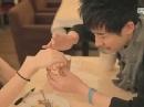 超帅的华裔魔术师钢叉变维纳斯戒指