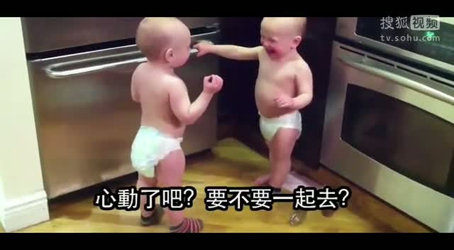 全球最火爆的两个婴儿对话,终于给专家破译了,地球有救了!