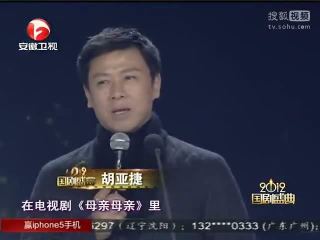 2013年国剧盛典 2013年国剧盛典陈晓 2013年国剧盛典红地毯