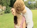 美女帅哥真人示范 教你如何激情接吻