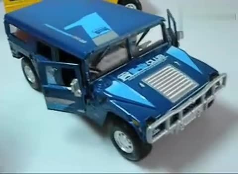 淘宝金酷娃玩具 悍马h2