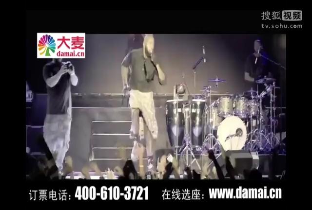 阿肯上海演唱会门票,大麦网总代