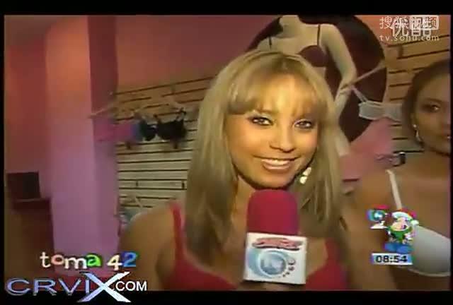 哥伦比亚时尚内衣秀Modelos Besame2