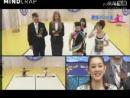 日本超雷人综艺!美女劈腿地上爬行比赛