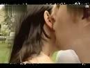 美女帅哥真人示范激情接吻