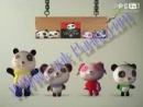 可爱大熊猫爆笑耍流氓