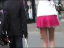 街拍 街拍超短裙美女美腿高跟逛街