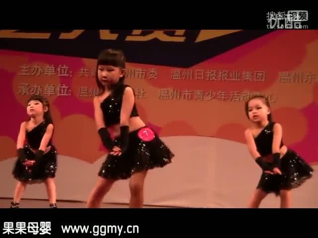 六一儿童节舞蹈