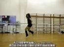 中国美女鬼步舞 街舞教学