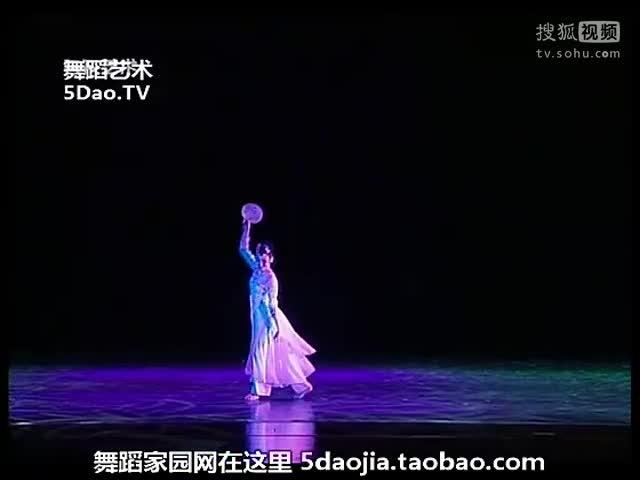高清舞蹈教学视频 《彩蝶飞舞》