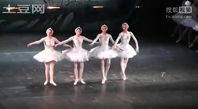 芭蕾舞视频天鹅湖少儿-宝宝民族舞视频教程/少儿怎么
