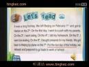 PEP小学英语六年级下册同步辅导视频 U-4 My Holiday B-2