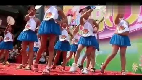 幼儿园学前班幼儿舞蹈
