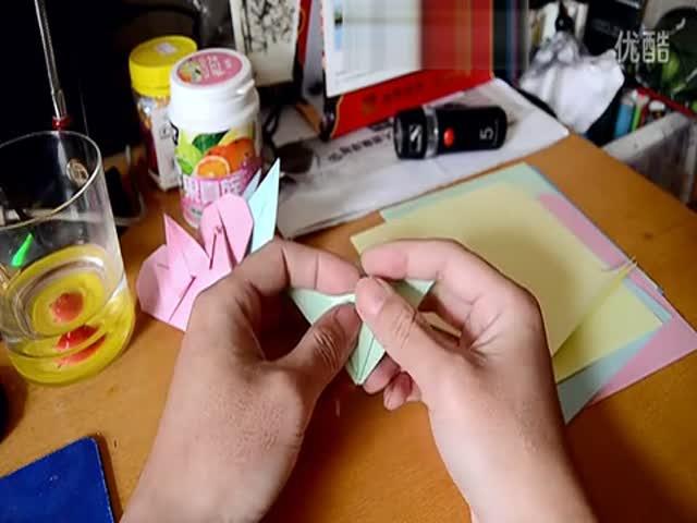 折纸千纸鹤-360视频搜索