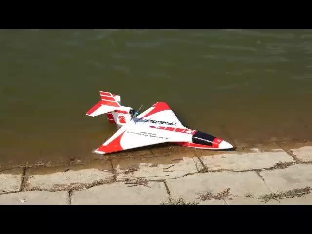 epo北极星水上飞机飞行视频