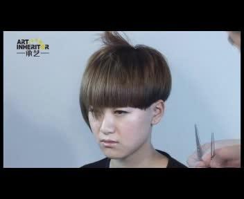 如何剪发 剪发步骤图片