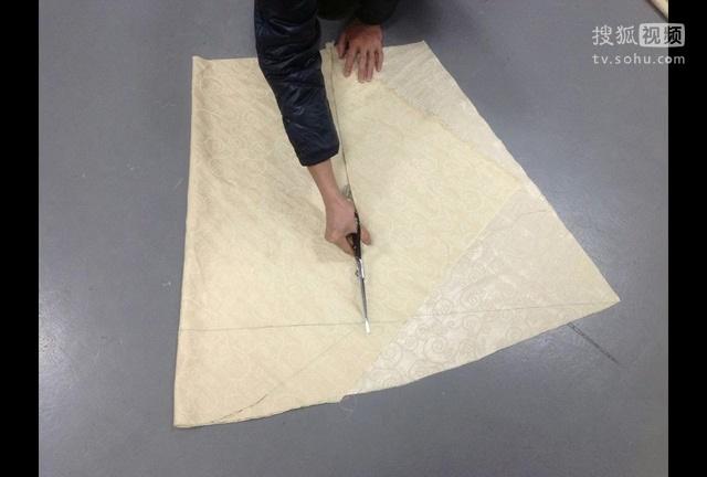 教学做各种难度窗帘帘头的款式制作