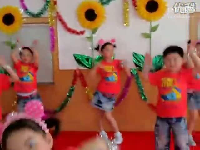 幼儿舞蹈--nobody 高清
